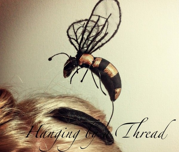 Hanging by a Thread…..