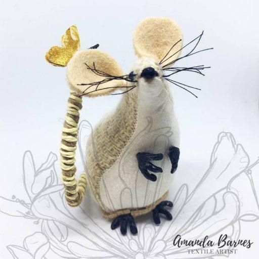 Plain Tweed Mice